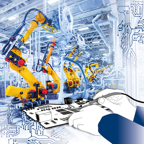 plant automation and hardware development