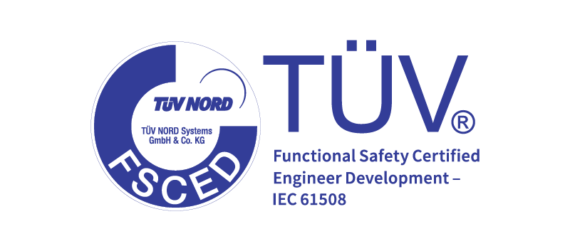 TÜV NORD Systems GmbH & Co. KG Functional Safety Certified Engineer Development - IEC 61508